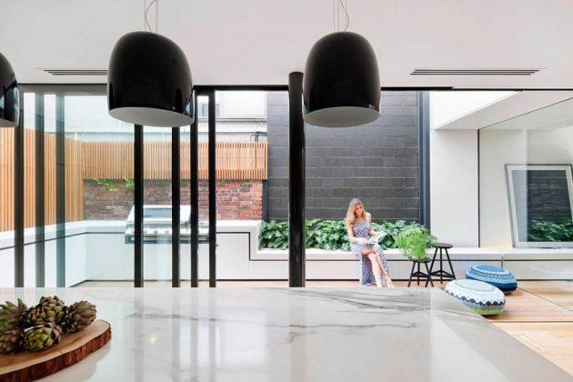 Bridport House by Matt Gibson Architecture + Design in Melbourne, Australia