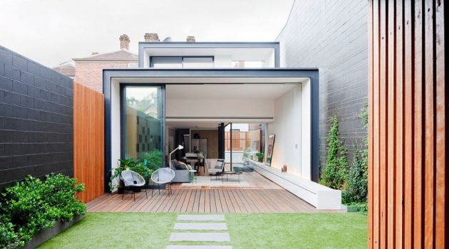 Bridport House by Matt Gibson Architecture + Design in Melbourne, Australia