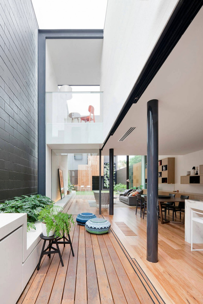 Bridport House by Matt Gibson Architecture + Design in ...