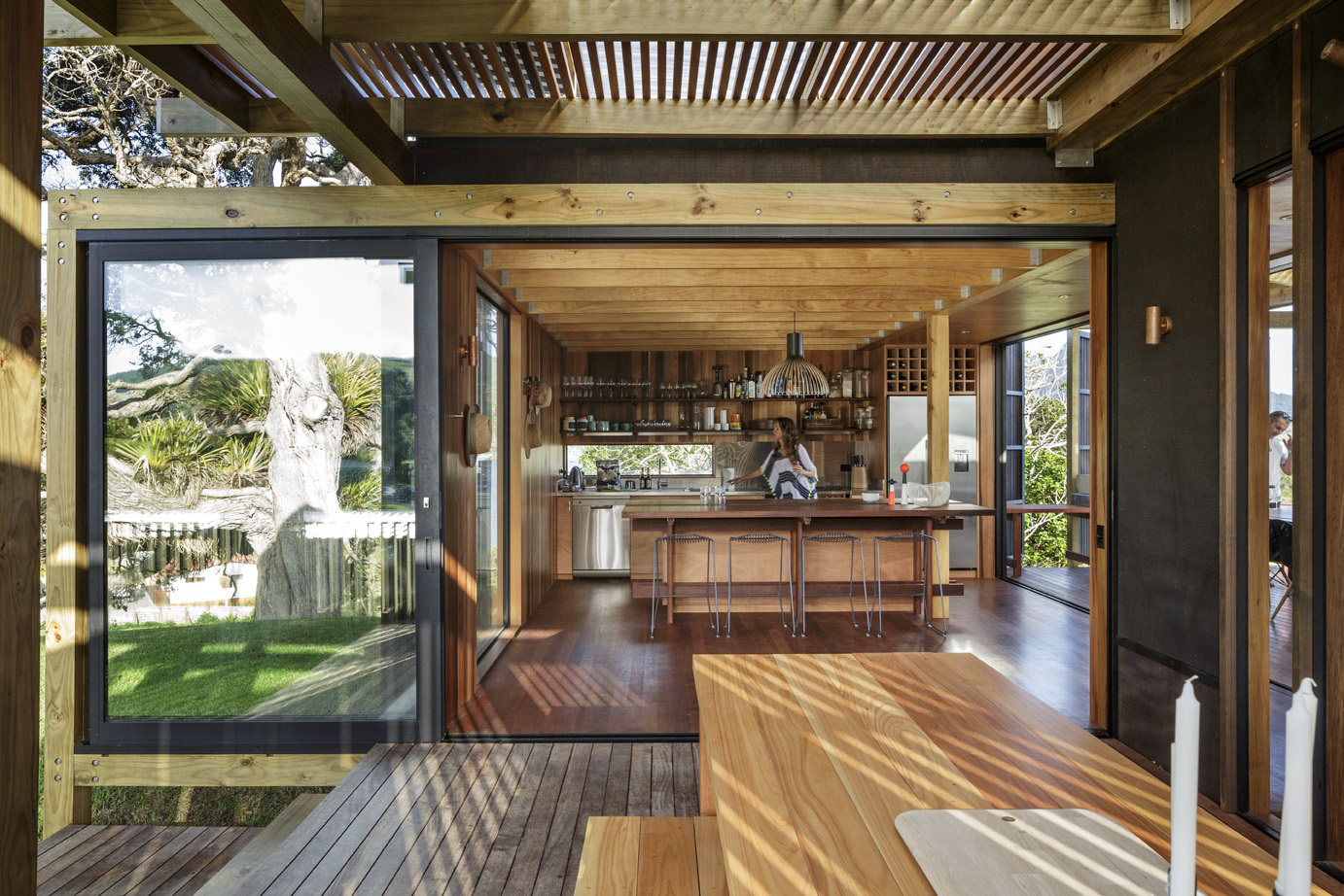 rock house by herbst architects in whangarei new zealand