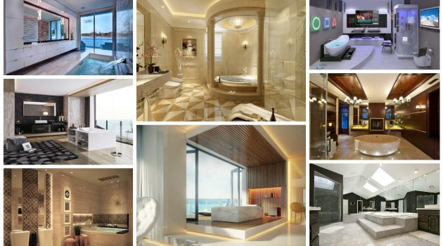 16 Astonishing Bathroom Designs That Exude Luxury