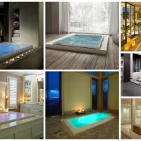 17 Breathtaking Bathrooms With Infinity Bathtubs That No One Can Resist Of