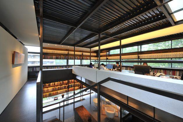 HIGO by Nakayama Architects in Sapporo, Japan