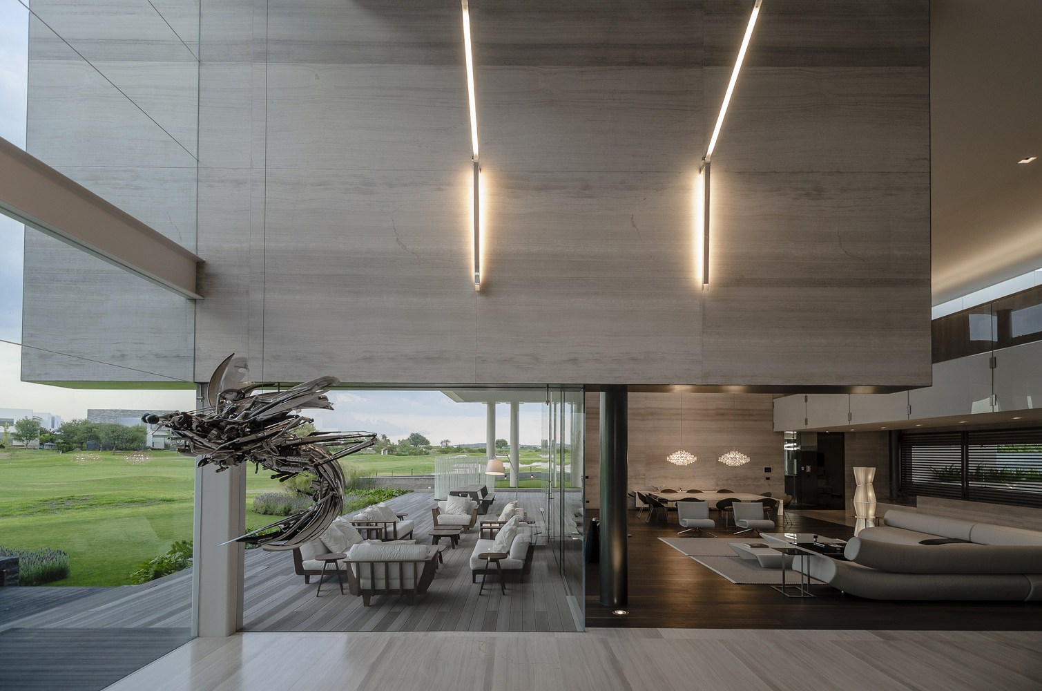Jrb house by reims architecture in queretaro mexico for Hotel design reims