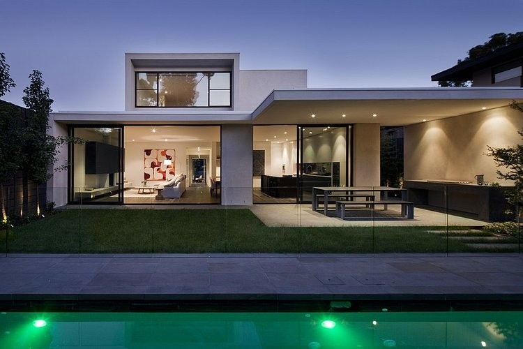 Lubelso Residence By Canny In Malvern Australia