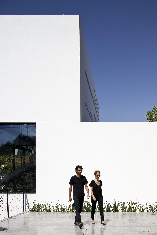 Ramat Gan House 2 by Pitsou Kedem Architects in Ramat Gan ...