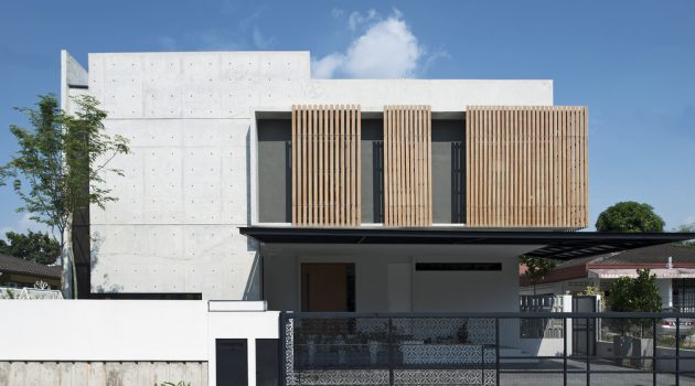 SS3 House by Seshan Design in Petaling Jaya, Malaysia