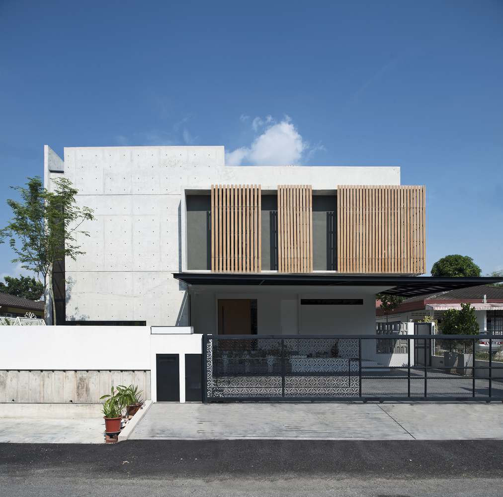 Ss3 house by seshan design in petaling jaya malaysia for House plans in malaysia