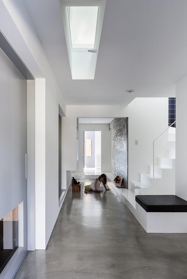 Scape House by FORM Kouichi Kimura Architects in Shiga, Japan