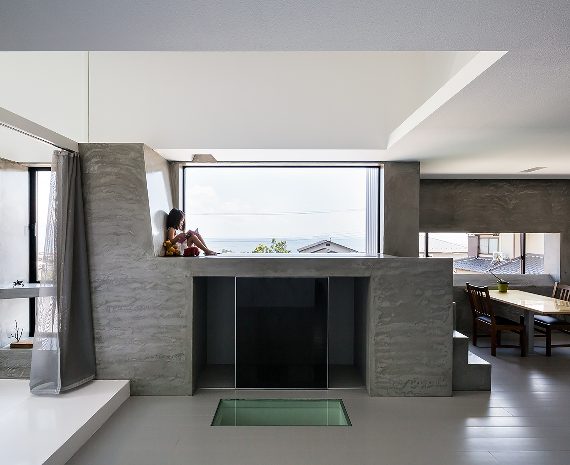 scape house by form
