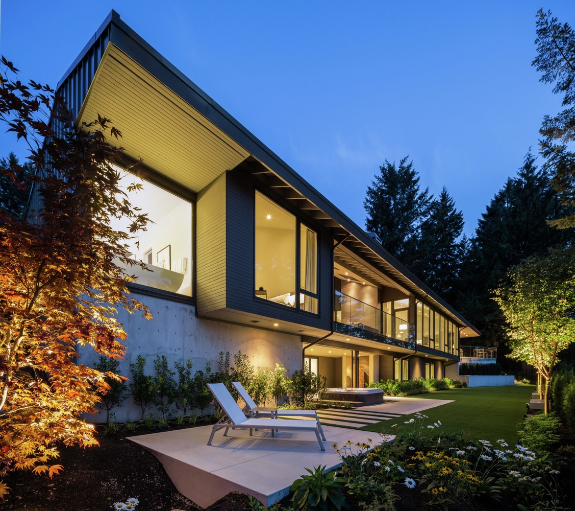 Architecture Home Modern House Design: St. Georges By Randy Bens Architect In Vancouver, Canada