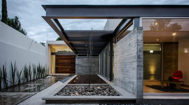 TCH House by Arkylab in Aguascalientes, Mexico