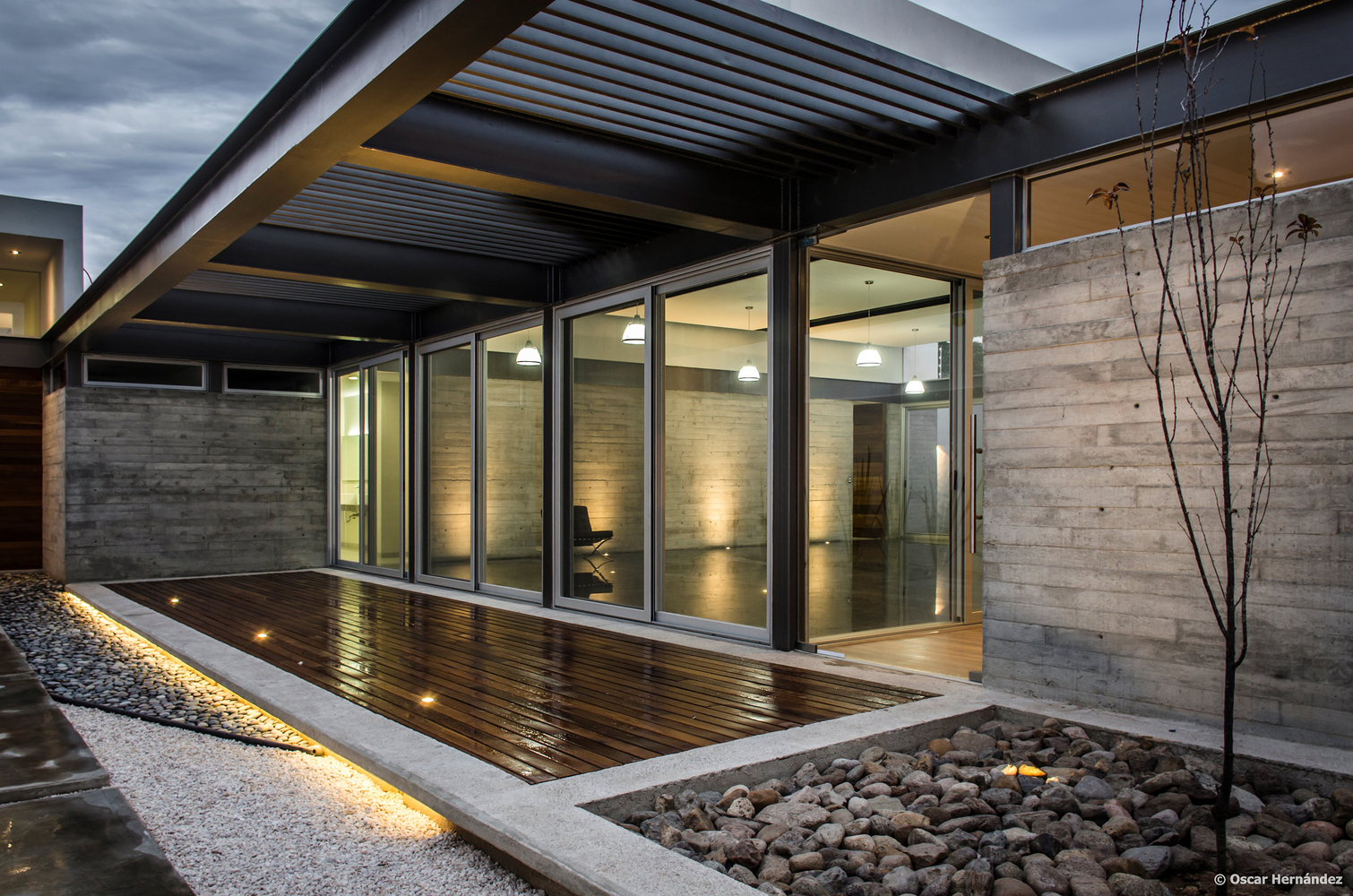 Tch House By Arkylab In Aguascalientes Mexico