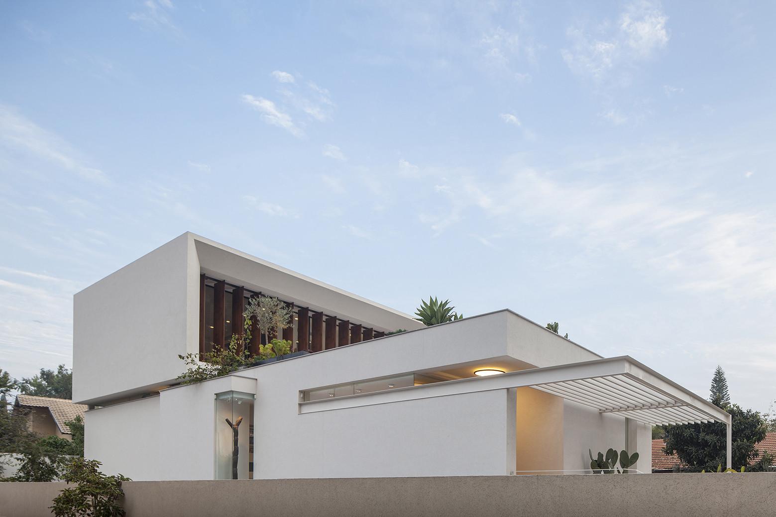 Modern House Design Exterior Luxury Facades