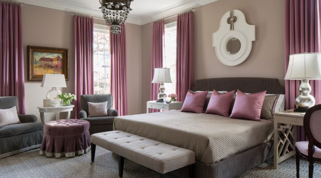 16 Cheerful Bedroom Designs With Colorful Details