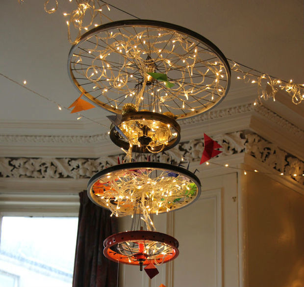 20 Irresistible DIY Chandelier Designs That You ShouldnT Miss