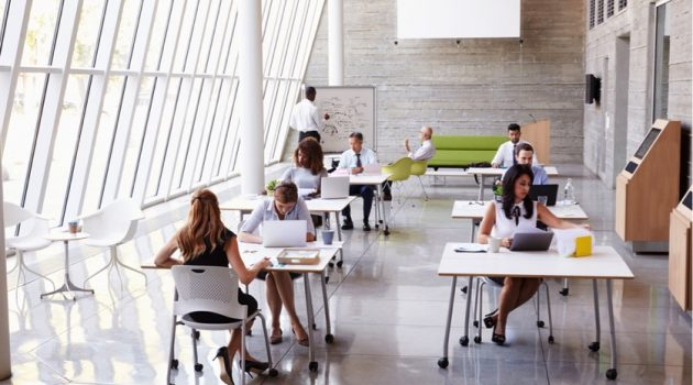 How to Use Architecture and Design to Inspire Workplace Happiness
