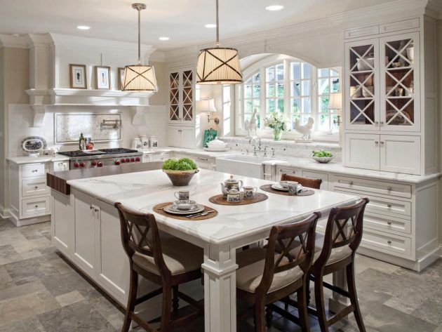 18 Kitchen Islands With Seating In
