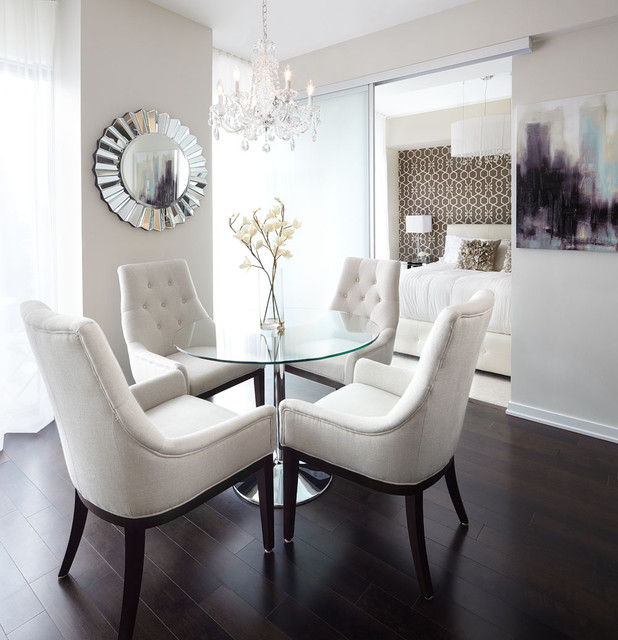 Simple Dining Room Design: 17 Simple But Elegant Small Dining Room Designs