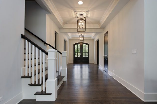 Foyer Lighting Jobs : Amazing ideas to help you choose proper hallway lighting