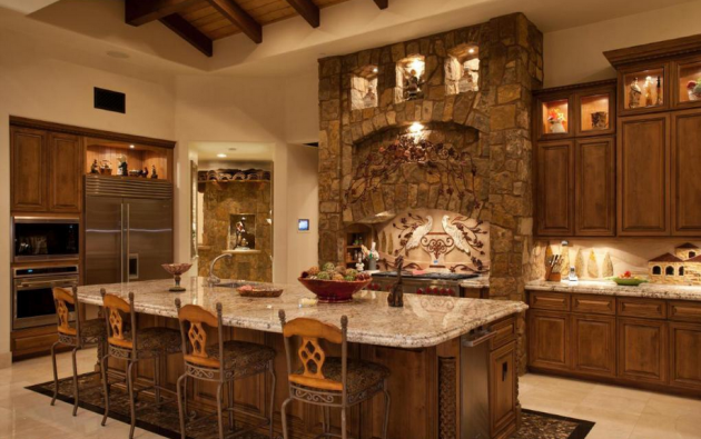 16 Engrossing Tuscan Interior Designs That Will Leave You Speechless