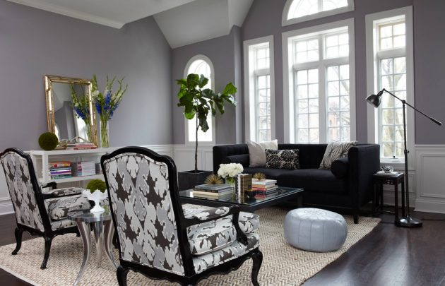 17 Precious Ideas To Transform Your Living Room Using Charming Details
