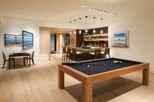 18 Magnificent Ideas To Light Up Your Pool Table Properly