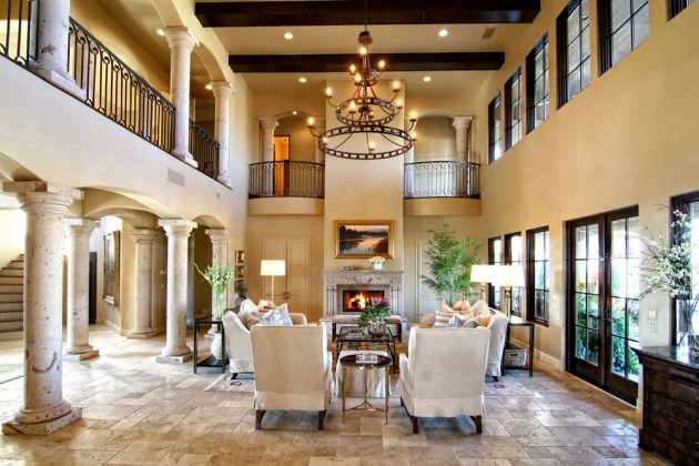 16 Engrossing Tuscan Interior Designs That Will Leave You