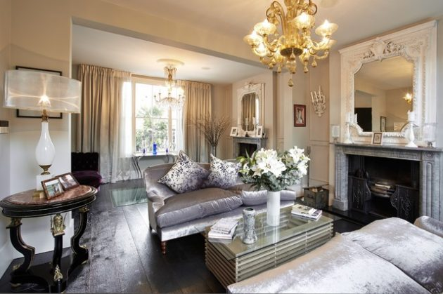 19 Divine Luxury Living Room Ideas That Will Leave You Speechless