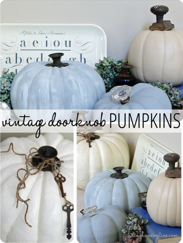 15 Amazing DIY Pumpkin Decorations You Can Make This Fall