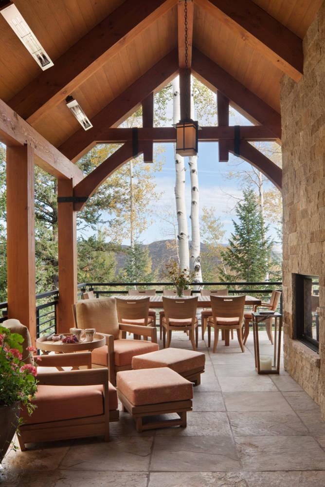 15 Breathtaking Rustic Balcony Designs With Killer Views