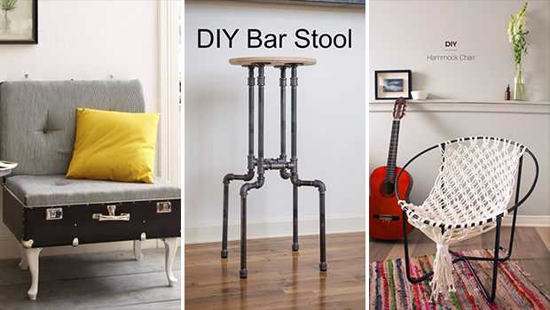 15 Genius DIY Seating Ideas That Will Inspire You