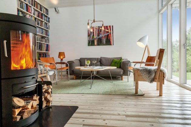 15 Splendid Scandinavian Living Room Designs You Ll Fall