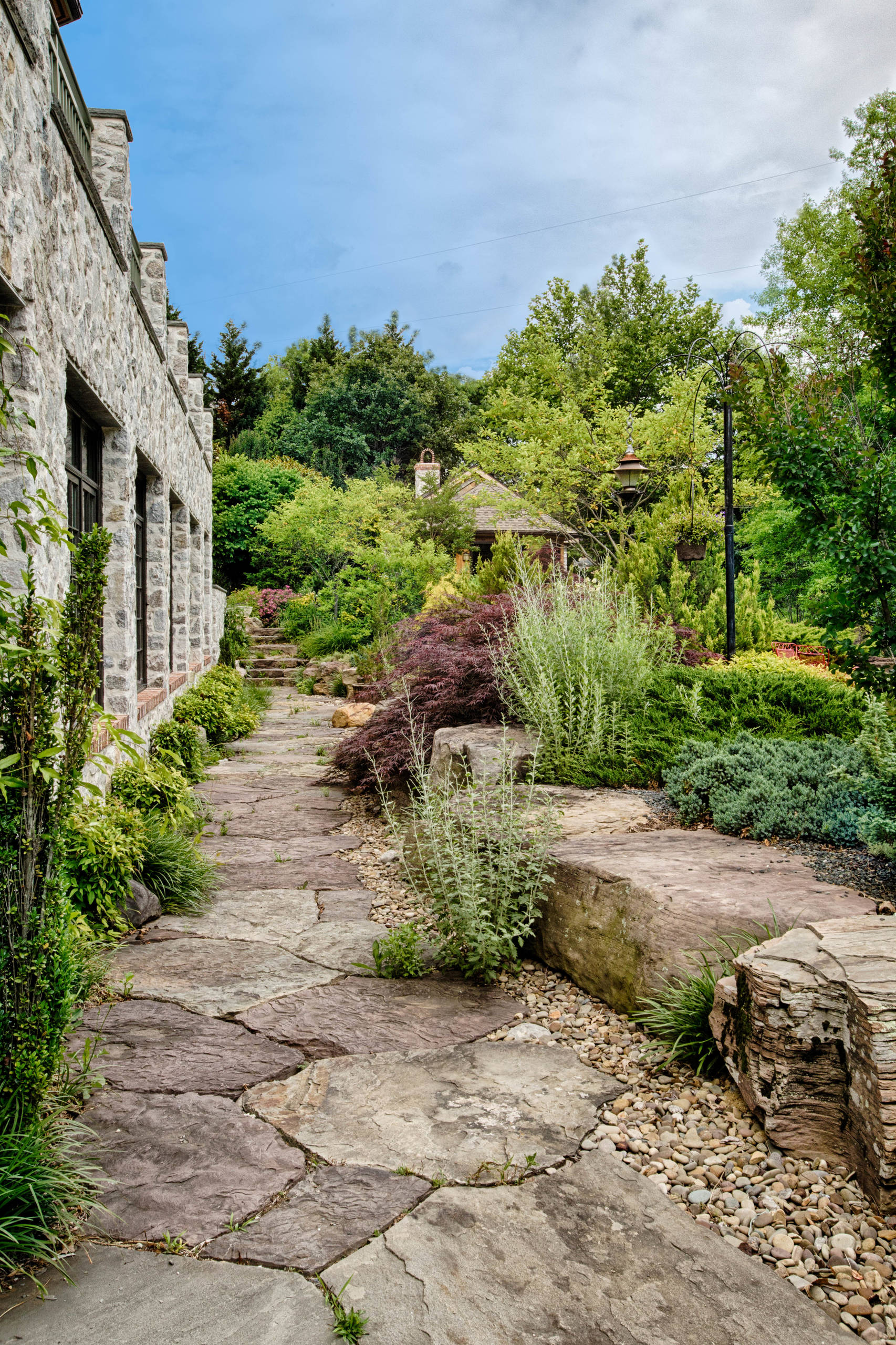 15 stunning rustic landscape designs that will take your How to landscape