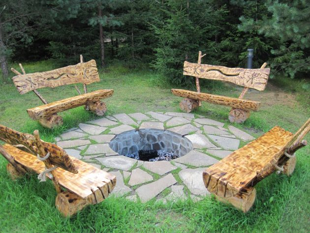 15 Stunning Rustic Landscape Designs That Will Take Your Breath Away