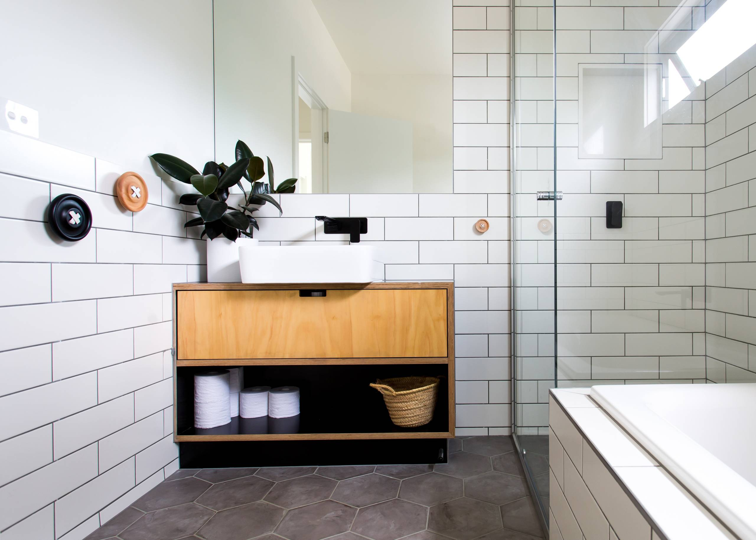 15 Stunning Scandinavian Bathroom Designs You\'re Going To Like