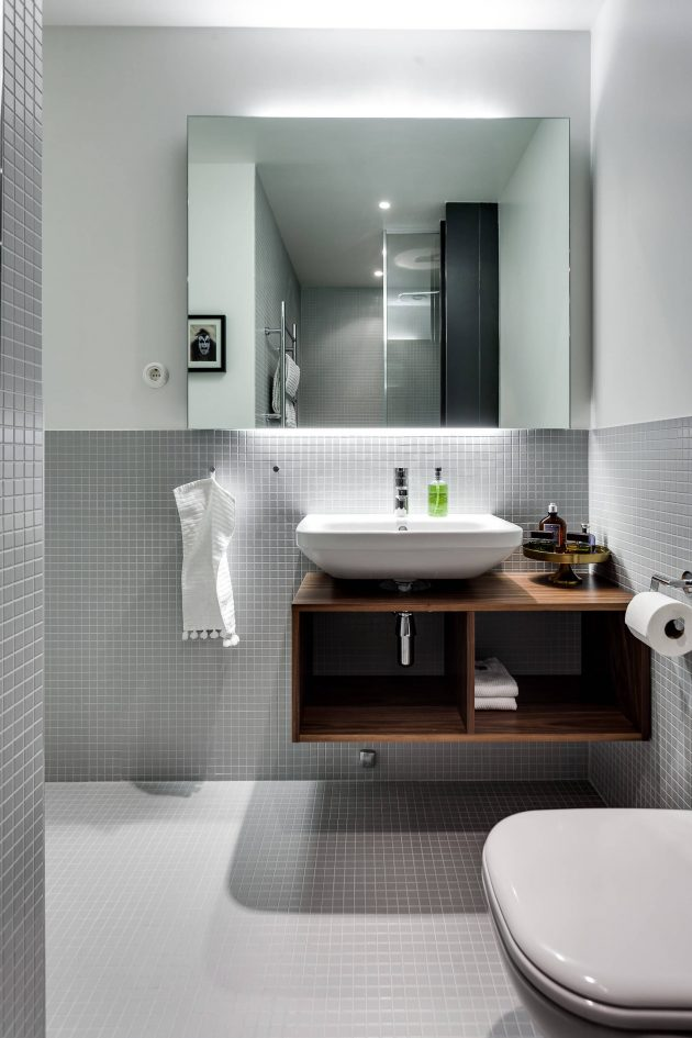 Title: 5 Interior Design Tips for a Small Bathroom