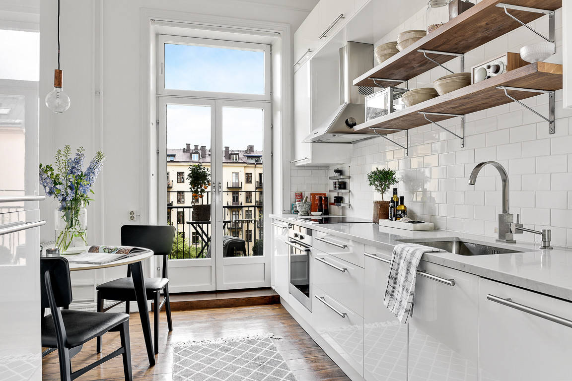 Kitchen Design Ideas: 15 Unbelievable Scandinavian Kitchen Designs That Will