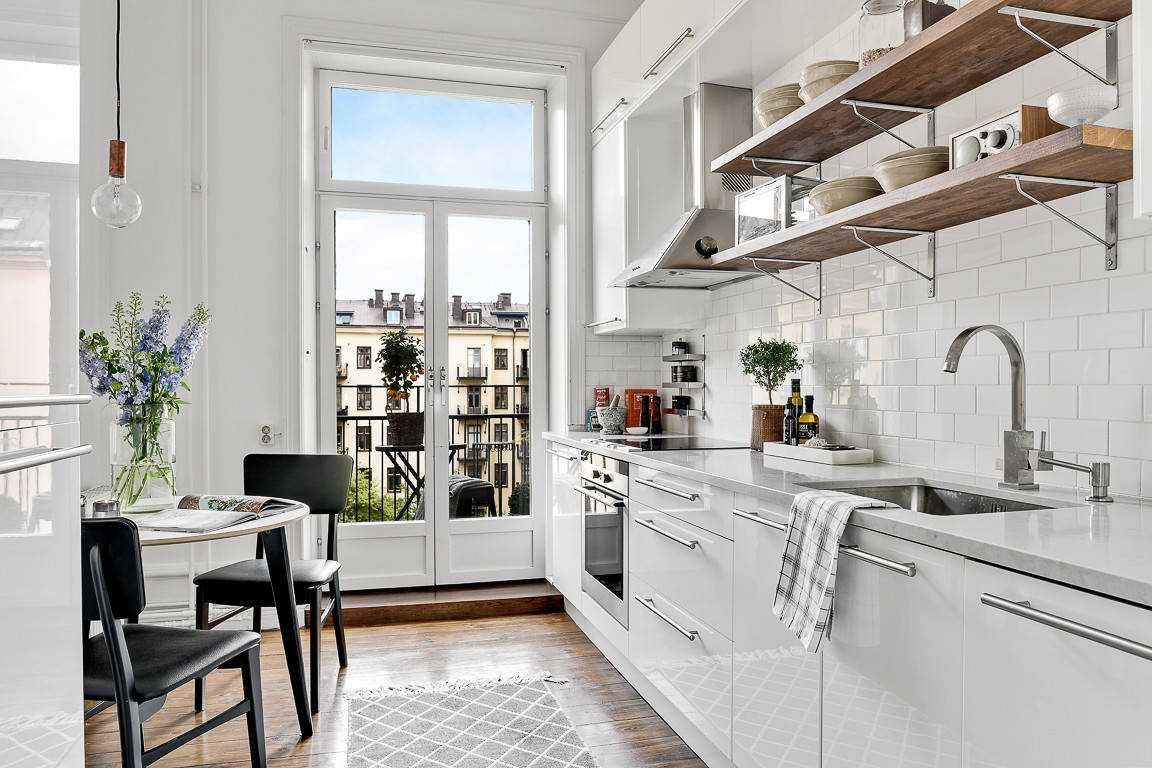 15 Unbelievable Scandinavian Kitchen Designs That Will ...