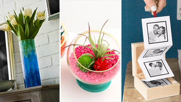 Home Design Gift Ideas: 15 Unique DIY Home Decor Gifts You Can Make In No Time