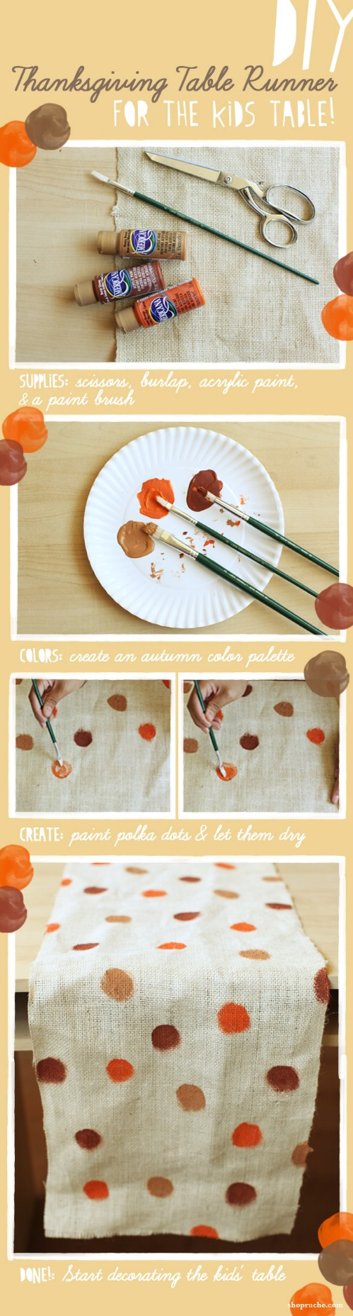 15 Wonderful DIY Thanksgiving Decorations For Your Home