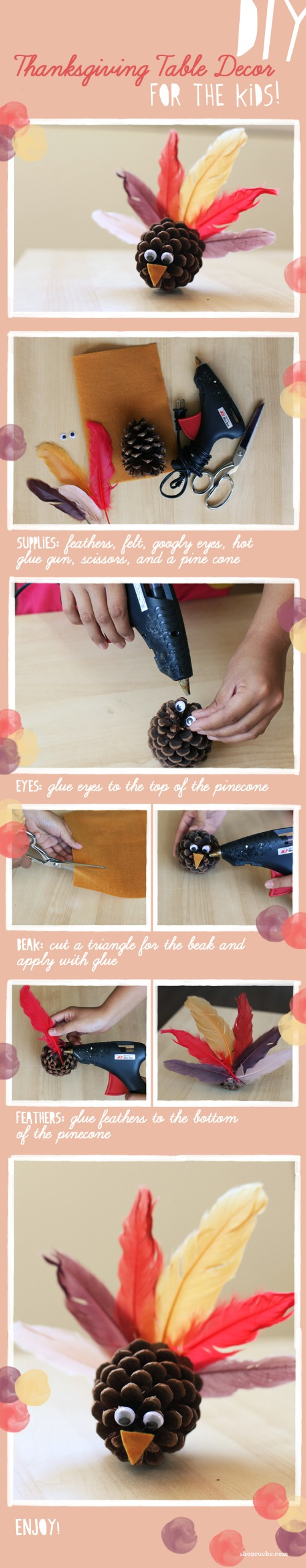 Wonderful diy thanksgiving decorations for your home