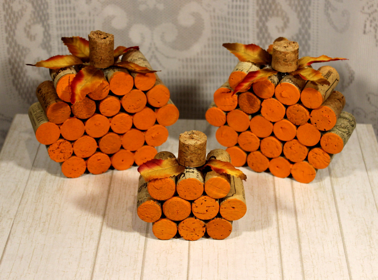 16 Charming Handmade Thanksgiving Centerpiece Ideas That