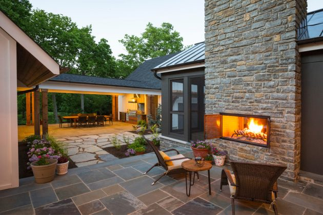 16 Magical Rustic Patio Designs That You Will Fall In Love With