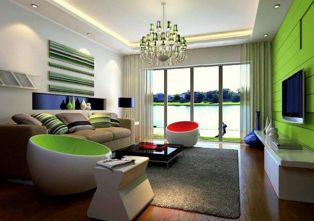 17 Precious Ideas To Transform Your Living Room Using Charming Details