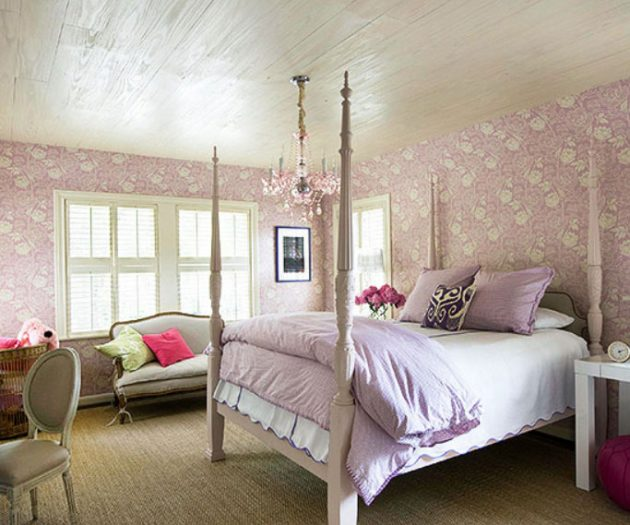 19 Divine Teen Bedroom Designs In Vintage Style That You Shouldnt Miss