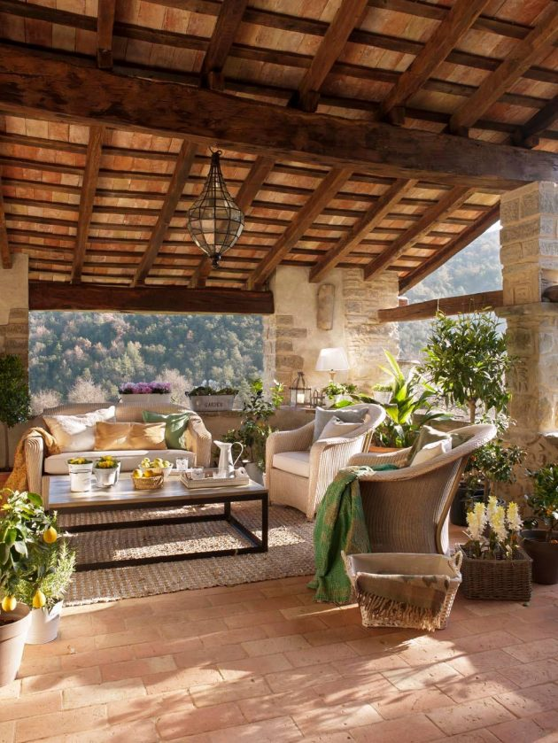17 Unbelievable Rustic Porch Designs That Will Make Your Jaw Drop