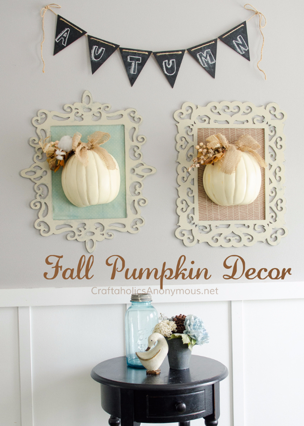 17 Wonderful DIY Home Decor Ideas For This Fall