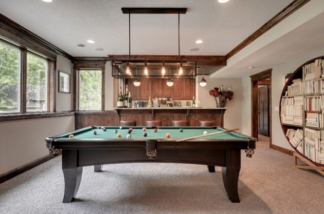 Ideas To Light Up Your Pool Table Properly