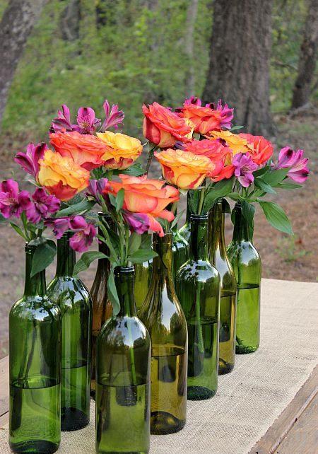 20 Divine Wine Bottle Centerpiece Ideas That Will Impress You